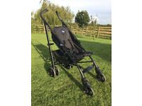 Chicco Liteway Stroller - fab condition, only used for our baby grandaughter when she visited.