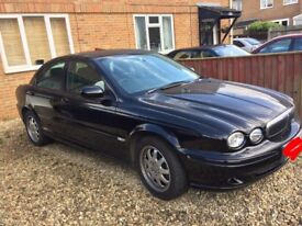 Jaguar x type 20l 995ono