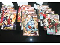 Marvel/DC Comic Books in excellent condition