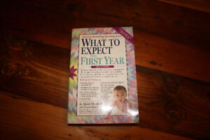 """""""What to Expect the First Year"""" Book"""