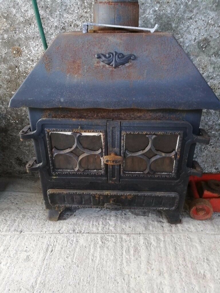 WOOD BURNERin Thurso, HighlandGumtree - HI OK I GOT THIS WOOD BURNER FOR MY WORK SHOP/ SHED. AND NO LONGER NEED IT . I NEVER EVEN USED IT. COMES WITH 2 LENGTHS OF PIPE. BIT RUSTY AND WILL NEED FIRE BRICK LOOKING AT / REPLACED. BUT WILL SELL CHEAP . GET READY FOR WINTER TIME.?