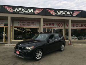 2013 BMW X1 X DRIVE AUT0 AWD LEATHER PANORAMIC ROOF 121K