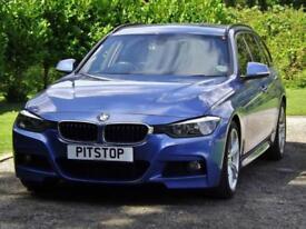 BMW 3 Series 320D 2.0 M Sport 5dr DIESEL MANUAL 2013/13