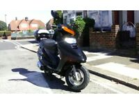 Baotian BT125 T-9 Chinese scooter 2009, good condition