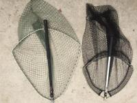 Salmon and trout nets
