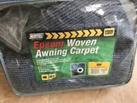 Caravan Awning carpet