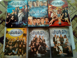 Melrose Place seasons 1-4 and the Final Season
