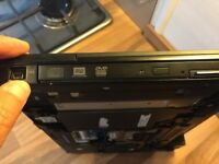 Dell Latitude E6410 Intel i5 chip, wireless, missing LCD, keyboard, RAM & HDD