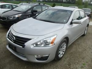 2015 Nissan Altima 2.5 REAR CAMERA! $44/WK, 5.49% ZERO DOWN! BLU