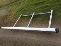 Aliss vw caddy van roof rack