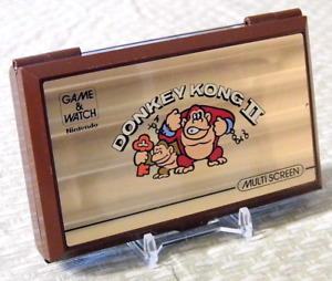 1983 Nintendo donkey kong 2 game&watch