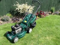 McCulloch self propelled lawnmower