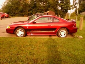 1997 Ford Mustang tisus Coupé (2 portes)