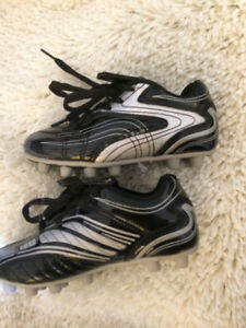 Toddler Soccer Shoes Sz. 8