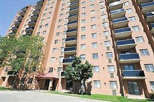 Fairway Rd and Courtland Rd: 37 and 49 Vanier Drive, 1BR