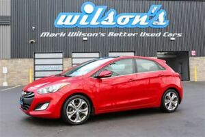 2013 Hyundai Elantra GT SE HATCHBACK! LEATHER! TECH PACKAGE! NAV
