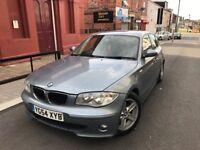 BMW 118D SPORT RECENT SERVICED LONG MOT 1 OWNER BLUE