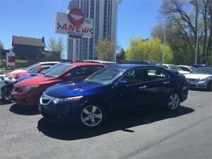 2009 ACURA TSX w/ Premium Pkg Loaded Leather
