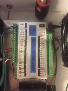 Need help 0-10v analogue input on cnc controller.