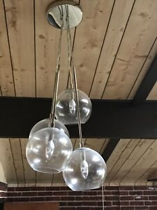 West Elm Light Fixture
