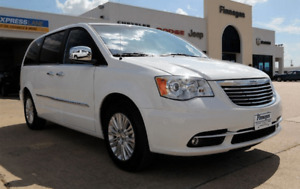 WANTED: 2013 to 2016 Chrysler Town & Country Minivan