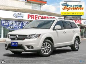 2015 Dodge Journey SXT**DVD, NAV, 3RD ROW SEATS**