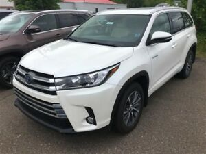 2017 Toyota HIGHLANDER HYBRID XLE OPTIONAL COLOUR 0070