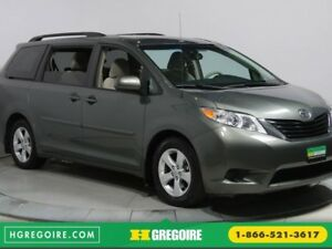 2013 Toyota Sienna LE A/C BLUETOOTH MAGS