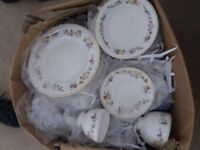 Wedgewood tea/dinner set