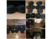 Weights set for sale or swap