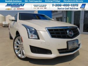 2013 Cadillac ATS 2.0L Turbo Luxury