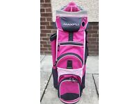 Maxfli Ladies Golf Bag and cover