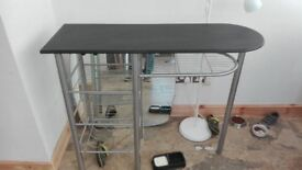 Breakfast bar as seen in picture bargain price good as new hardly used