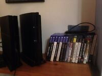 PS4 (2TB), PS3 (320GB) with games, HDPVR GE plus and TV - Excellent condition