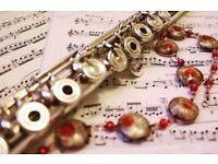 Flute teacher for beginners in Brighton