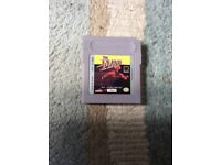 GameBoy Game - The Flash