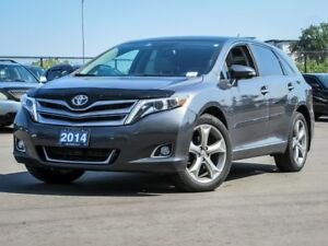 2014 Toyota Venza AWD, V6, Limited, No Accidents