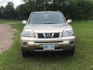 2006 Nissan X-Trail Bona Vista