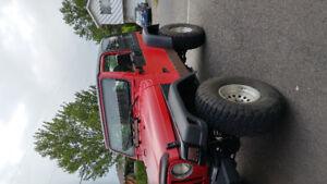 2000 Jeep TJ Autre
