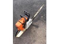 "Stihl ms361 20"" chainsaw"