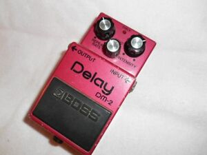 TO TRADE VINTAGE PEDALS FOR BLUES JR III