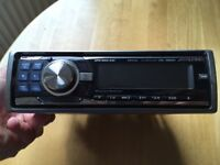 Car Stereo (Head Unit) - Alpine CDE-9882Ri CD/MP3 iPod Ready