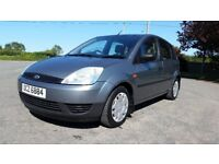 *!*LOW MILES*!* 2002 Ford Fiesta 1.3 LX *FULL YEARS MOT* *FULL SERVICE HISTORY* *ONE OWNER FROM NEW*