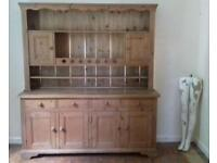 BESPOKE COUNTRY COTTAGE PINE WELSH DRESSER