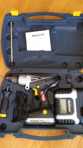 Perceuse (Drill) Mastercraft