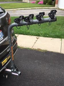 4 Bike Hitch Carrier