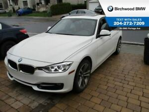 2013 BMW 3 Series 328i Xdrive Sport Line! No Accidents!