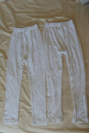 Children's cotton thermal trousers (NEW)