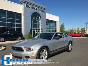 2010 Ford Mustang V6 **A/C, PRISE AUX, CRUISE + WOW!!
