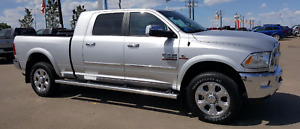 2016 Dodge Diesel 6.7 Turbo Mega Cab - Mint Condition
